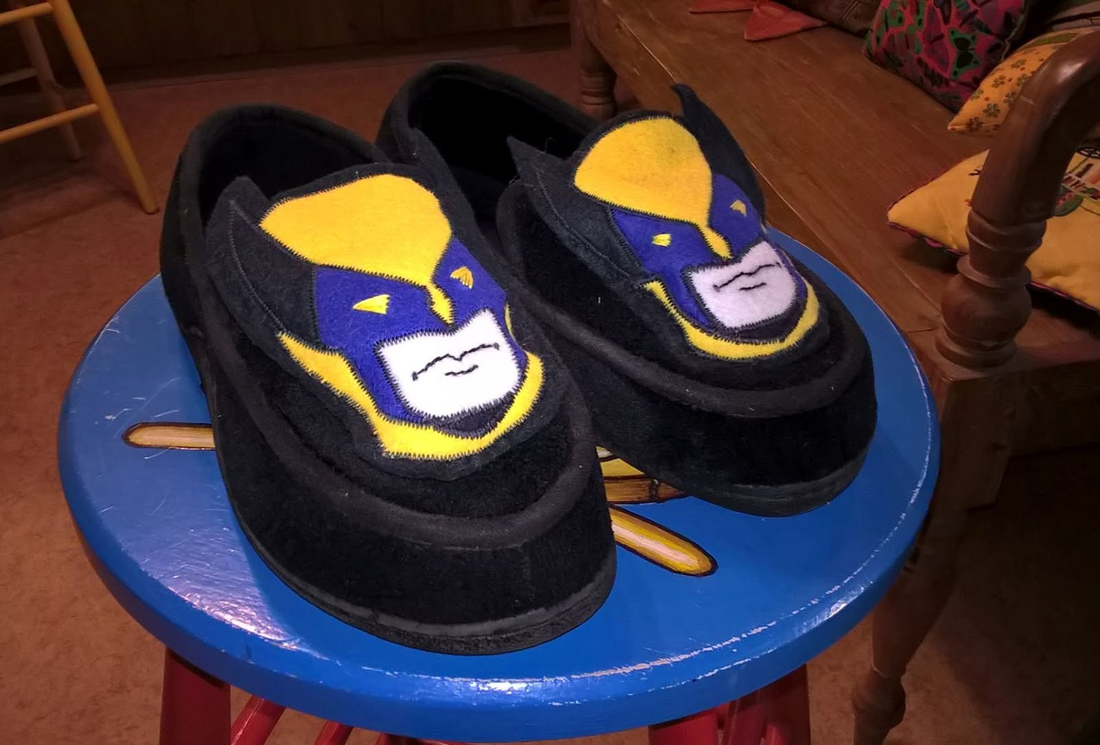 Wolverine Slippers