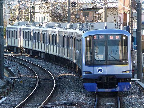 東急東横線 急行 渋谷行き 9000系