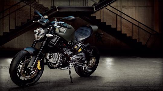 Diesel x Ducati Monster 4