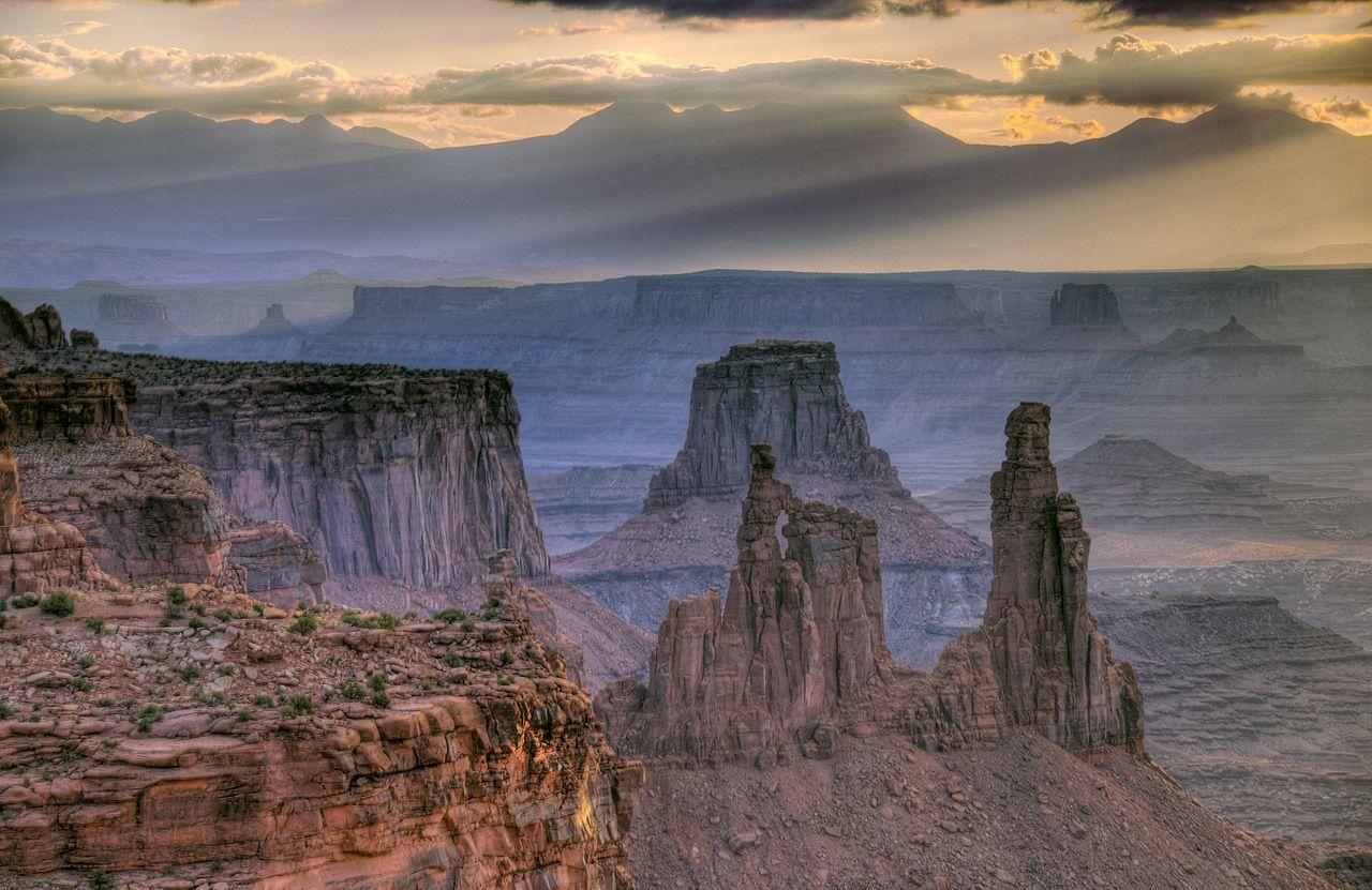 Travel Trip Journey Canyonlands National Park Utah Usa