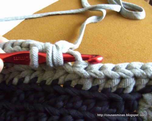 Cousas mi as alfombra de trapillo ii - Alfombra de trapillo cuadrada ...