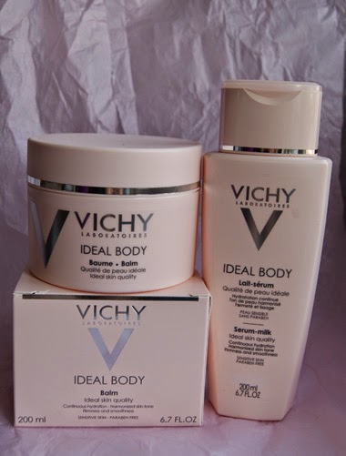 Vichy Ideal Body Cream
