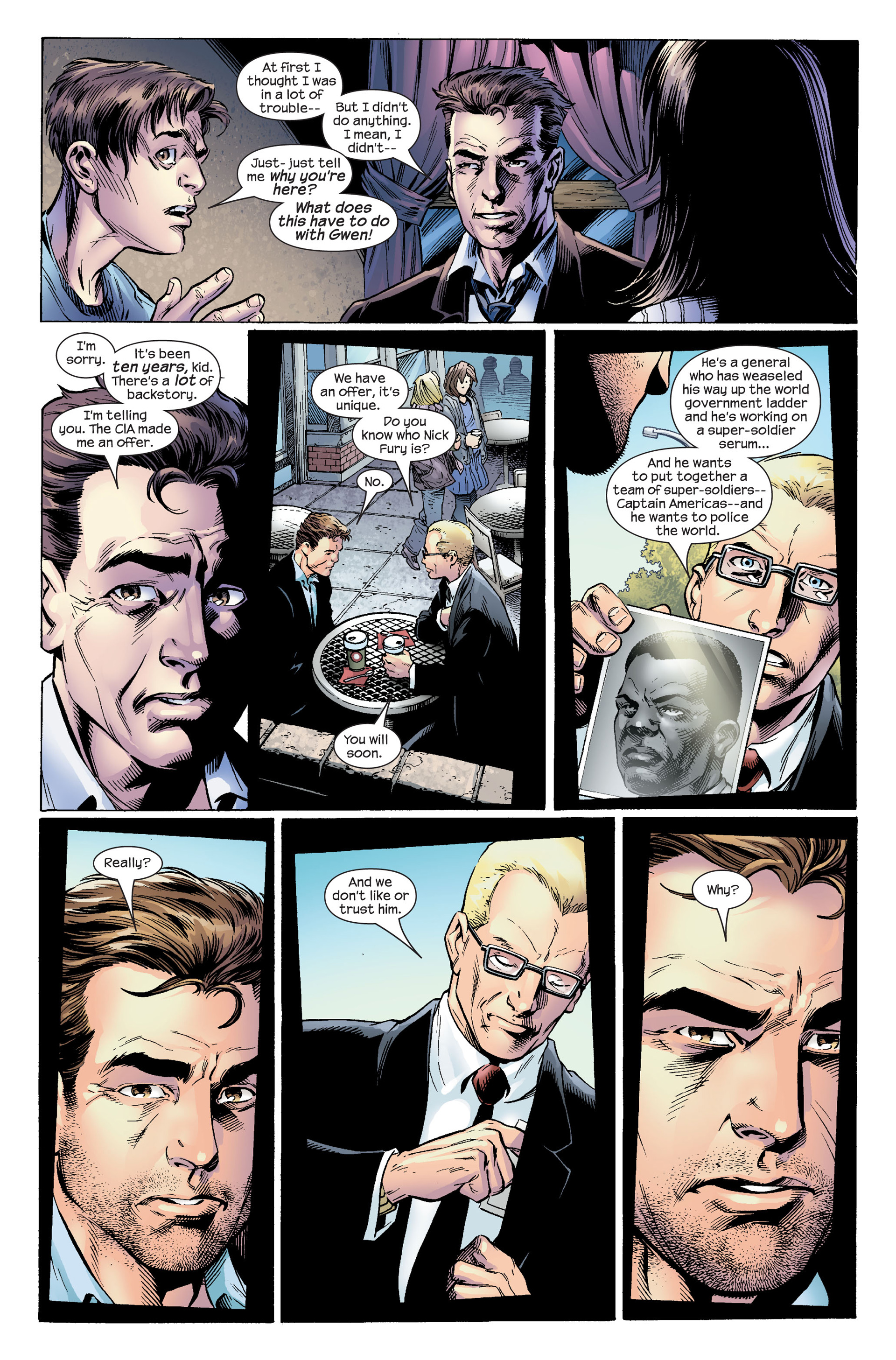 Ultimate Spider-Man (2000) Issue #100 #104 - English 17