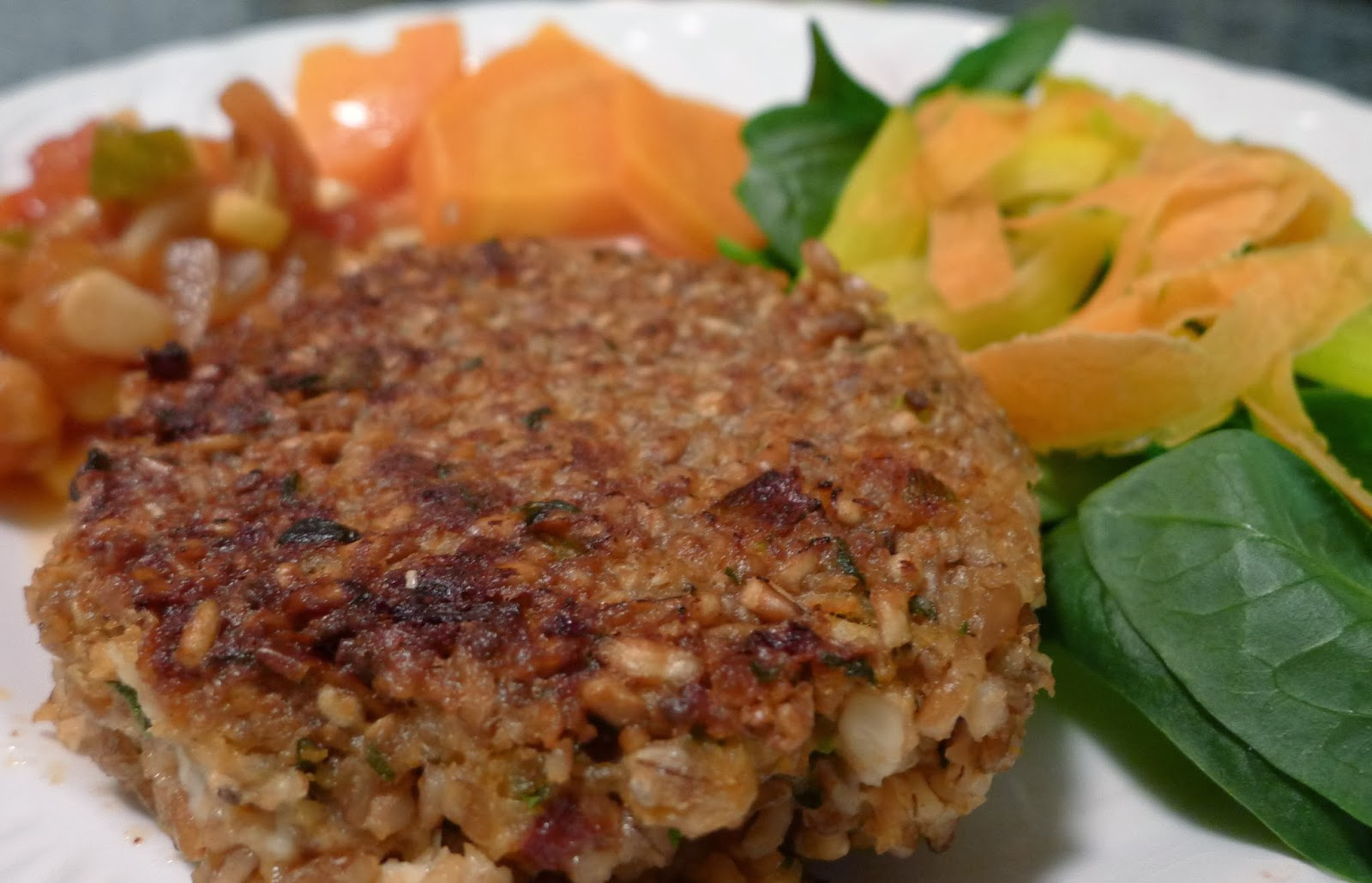 Bulgur Wheat Patties Recipe, vegetarian burger recipe