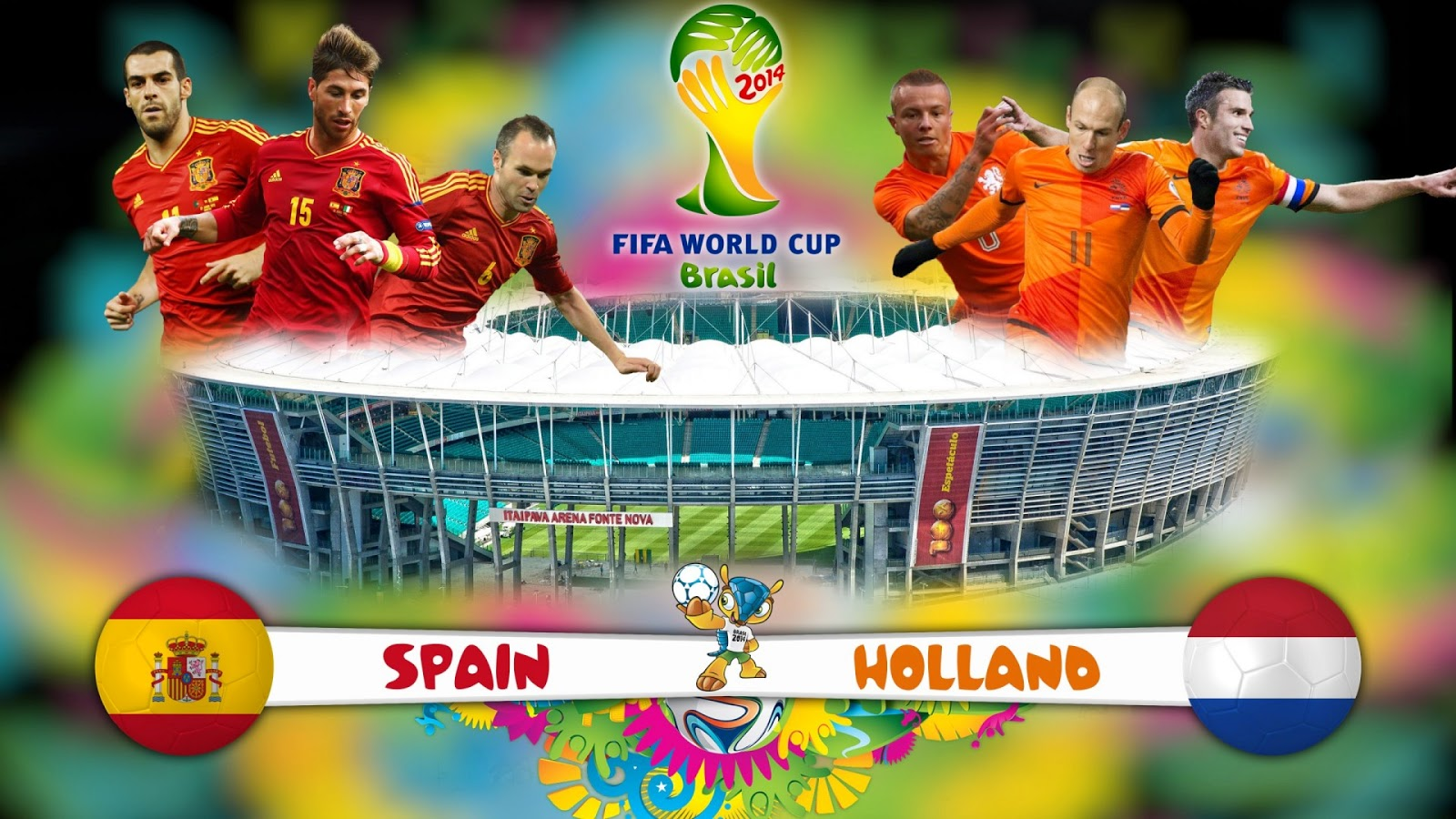 مشاهدة مباراة أسبانيا وهولندا علي بي أن سبورت HD بث مباشر مجانا أون لاين Netherlands vs Spain