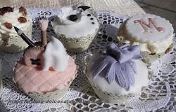 Cupcakes fashion per Manila