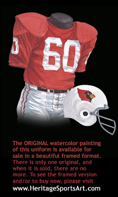 1962 St. Louis Cardinals uniform