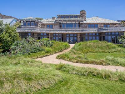 Steven Spielberg Sells Malibu Estate