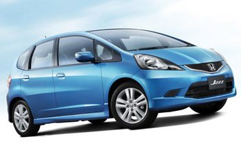 All New Honda Jazz manual and automatic cars models in Indonesia
