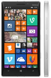 Hp Windows Phone Nokia Lumia 930 Lawan Nokia Lumia 1520
