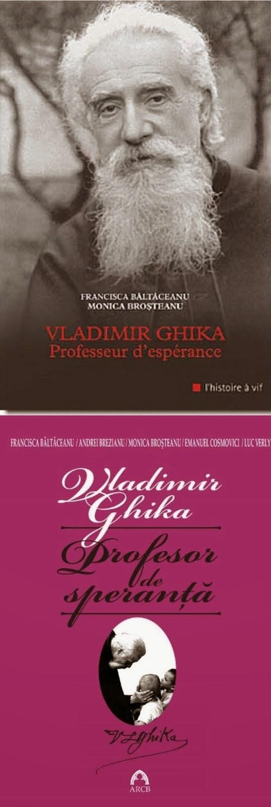 Vladimir Ghika, professeur d'espérance