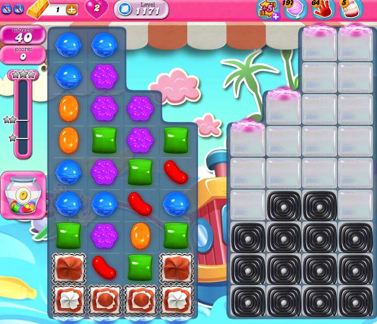 Candy Crush Saga 1171