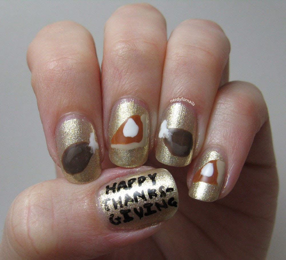 Nerdy For Nails November 2013