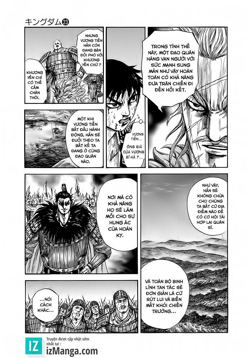 Kingdom – Vương Giả Thiên Hạ (Tổng Hợp) chap 240 page 14 - IZTruyenTranh.com