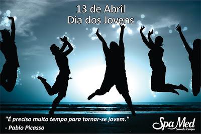 13 de Abril Dia dos Jovens