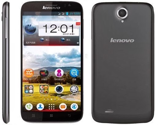 Harga Lenovo A850 dan Spesifikasi Lengkap