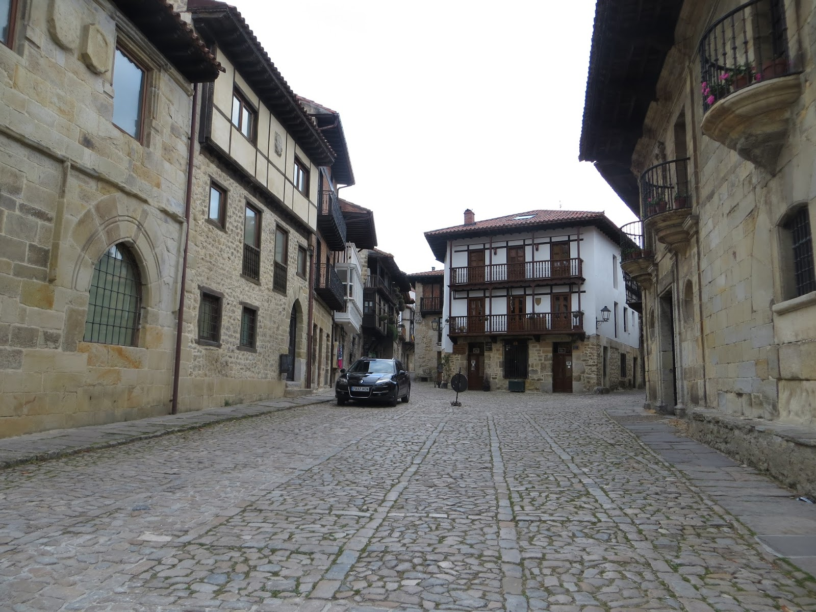 Travel Pennies Santillana del Mar, the Spanish town which time forgot