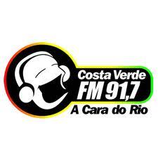 ouvir a Rádio Costa Verde FM 91,7 ao vivo e online Itaguaí RJ