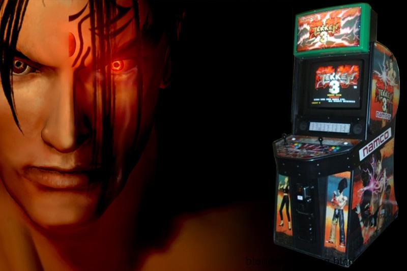 Tekken Namco Arcade Machine board
