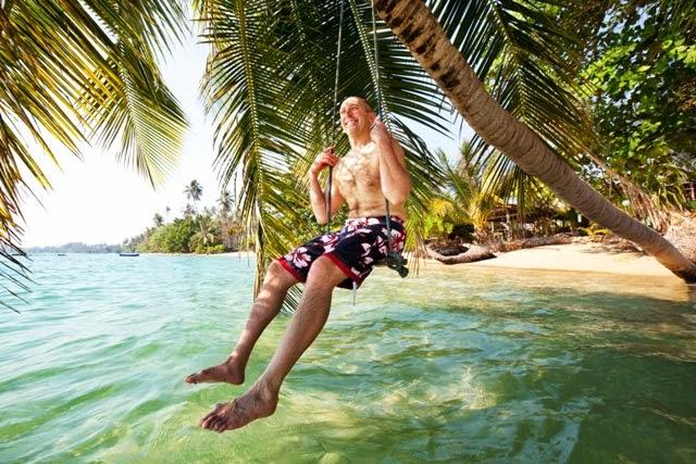 Les 8 plus belles plages de Thailande - Balançoire à la plage