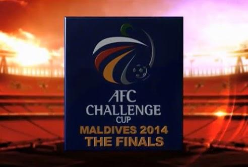 Azkals vs Palestine Maldives 2014