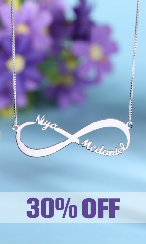 getnamenecklace newborn jewelry