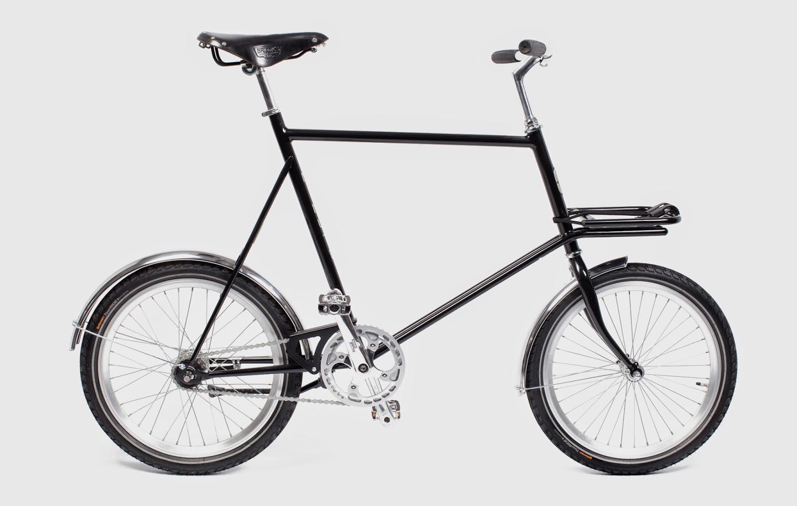 minute bike cuadro caballero