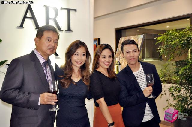 ART x WINE | Benteuno.com