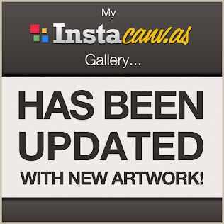 InstaCanvas Artwork