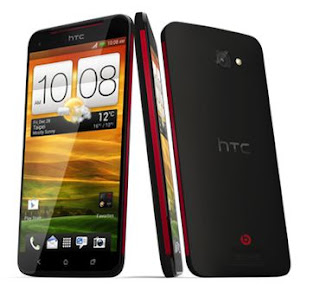 HTC butterfly with android jelly bean