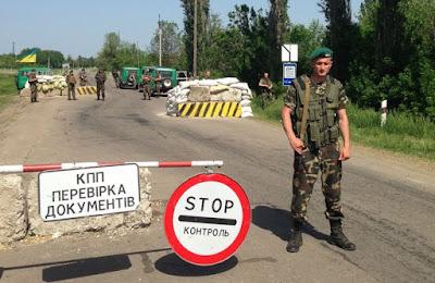 Из-за обстрелов закрываются пункты пропуска на оккупированную территорию Донбасса