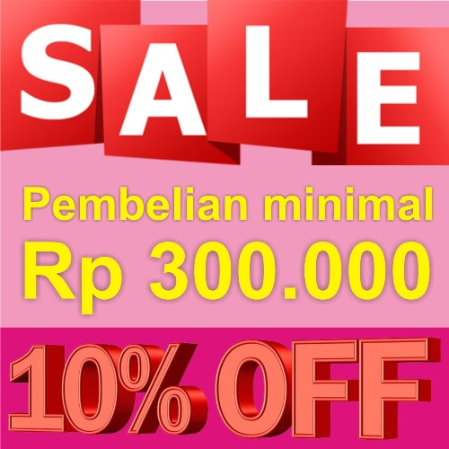 Promo Sale Mellydia Diskon 10%