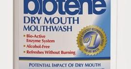 how to use biotene gel