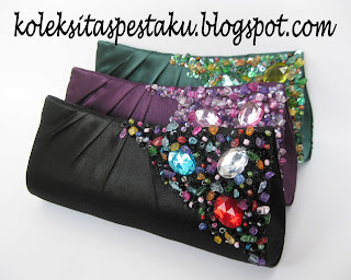 Tas Pesta - Clutch Bag Unik