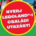Irány LEGOLAND!
