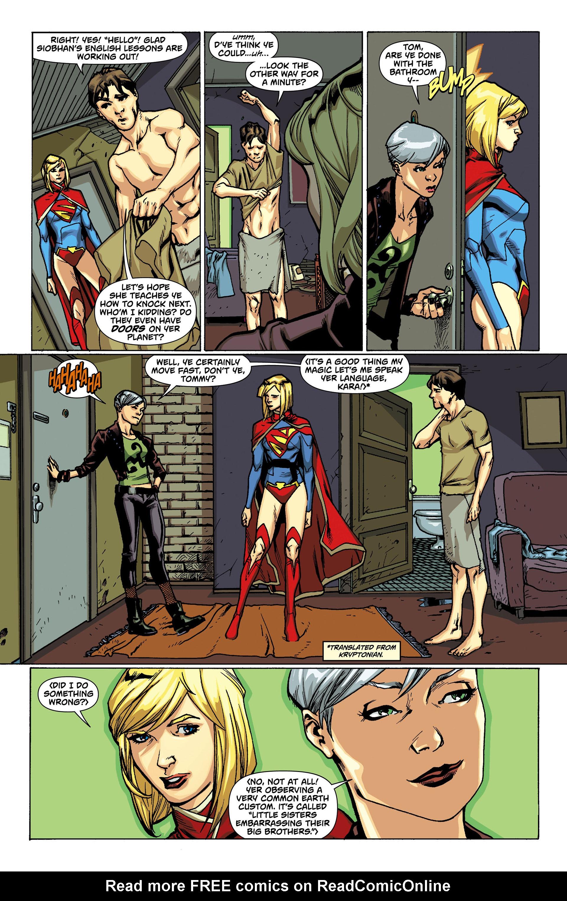Supergirl (2011) Issue #11 #13 - English 5
