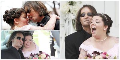 Kisah Nyata, Cinta Dallas Weins dan Jamie Nash akhirnya dipersatukan dalam pernikahan