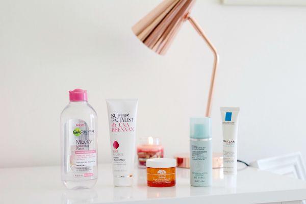 Top 5 Skincare Staples
