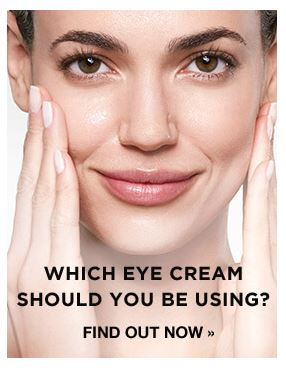 WHICH EYE CREAM ?