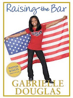 bookcover of RAISING THE BAR by Gabby Douglas and Michelle Burford