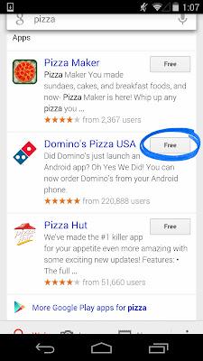 google play button screenshot