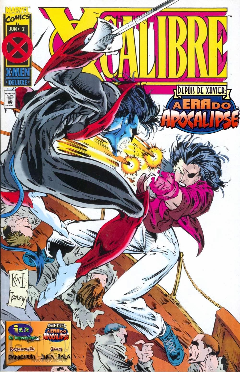 X-Men - A Era do Apocalipse #24