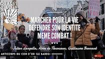 FODA# Marcher pour la vie, défendre son identité, même combat!
