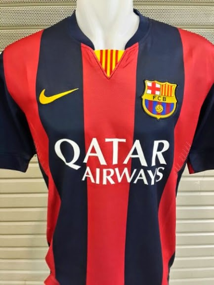 Jersey Barcelona Home 2015 Leaked