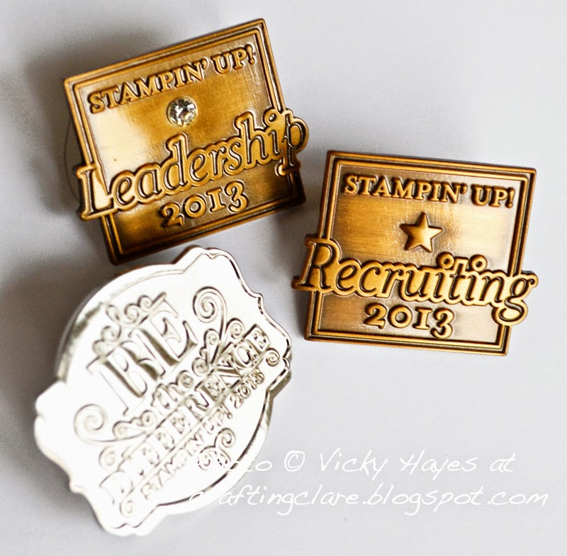Start a Stampin' Up direct sales business with generous rewards, incentives and a clear career plan