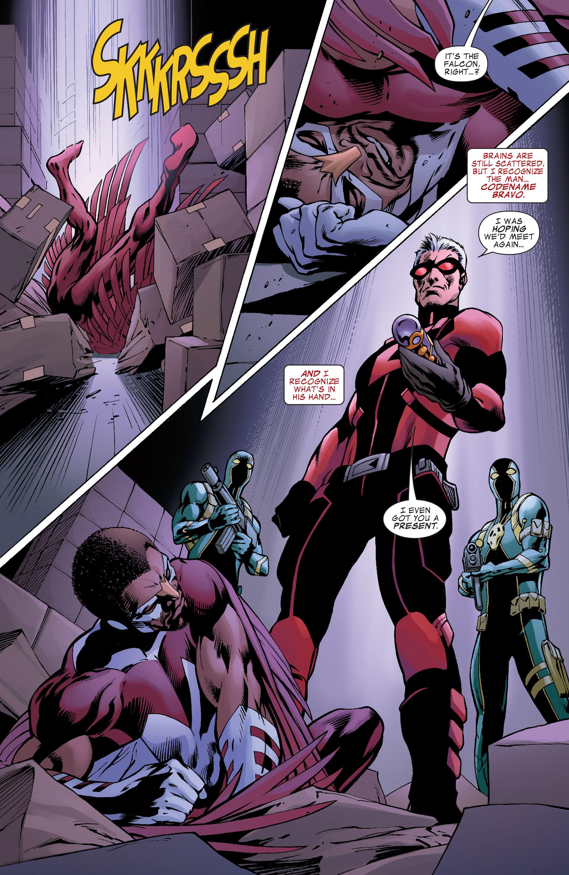Captain America (2011) Issue #9 #9 - English 20
