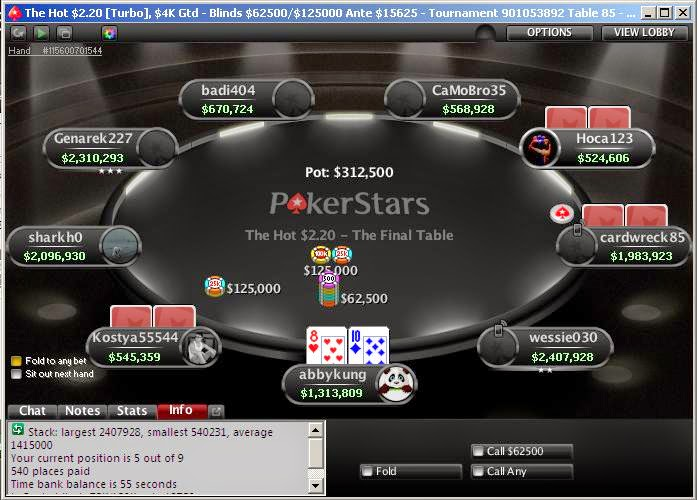 Poker yang bisa menghasilkan uang