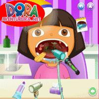 jogos da dora aventureira jogos de dentista