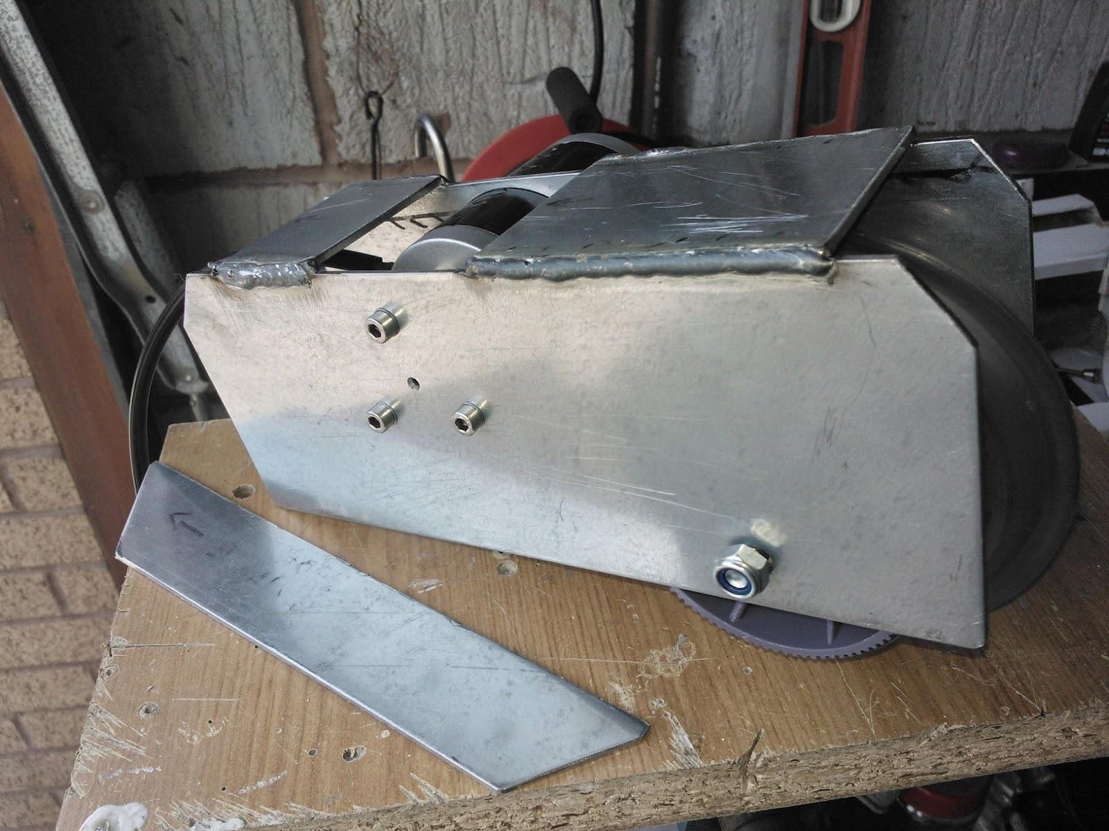 R5-D4 Outer Feet Motor Assy