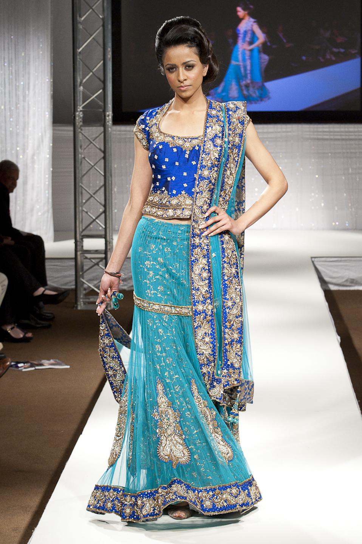 Pakistan Fashion Week 2011 London ~ Amna Farhan, Bombay House, Deep ...